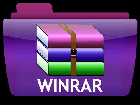 How to open .rar, .iso, .zip & other type of files