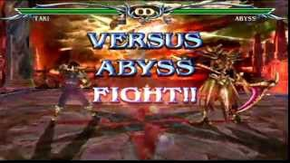 SoulCalibur III (PlayStation 2) Tales of Souls as Taki