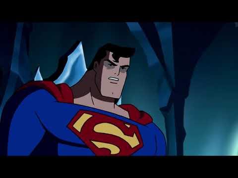 Супермен брэйниак атакует мультфильм 2006