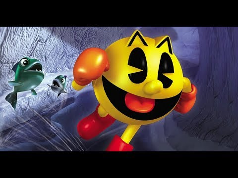 Pac-Man World 2 PS2 100% Longplay