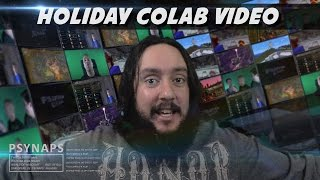 Holiday Collaboration Video Announcement by Psynaps