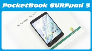 PocketBook SURFpad 3 (7,85) (Android 4.2.2 Tablet PC) Unboxing & Kurzreview