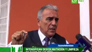 NOTA DEFENSA CIVI L PREVENCION ANTE FENOMENO DEL NIÑO 04 AGOSTO + OZ