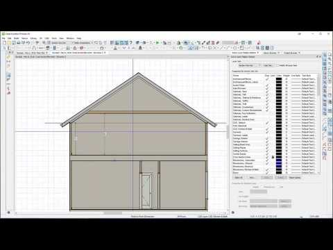 Working with Attic Walls in Chief Architect