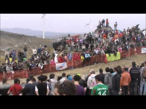 WRC Fafe Rally Sprint - Rally of Portugal  2012 - The Jump