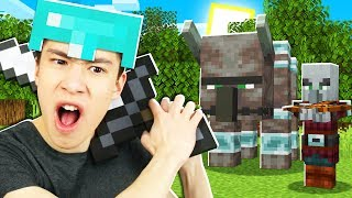 We Got RAIDED in Minecraft Survival! (EP6)