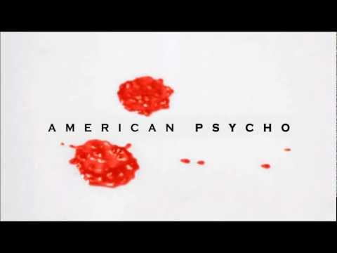 American Psycho  - Theme Piano