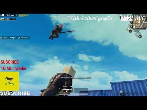 I killed long jump hacker brutlly before he gets gun | Mr