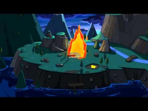 YTP- Finn Does Tier 15 then beats flame princess