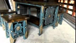 Мебель для баров кафе ресторанов из дерева и металла(Изготовление недорогой качественной мебели из массива дерева, металла (ковка). Не убиваемая мебель для..., 2015-04-22T11:34:11.000Z)