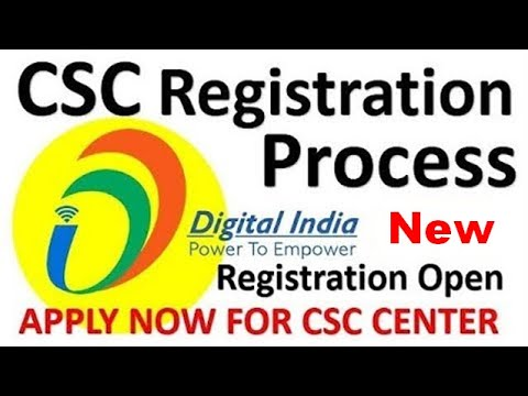 How To Apply For CSC Centre