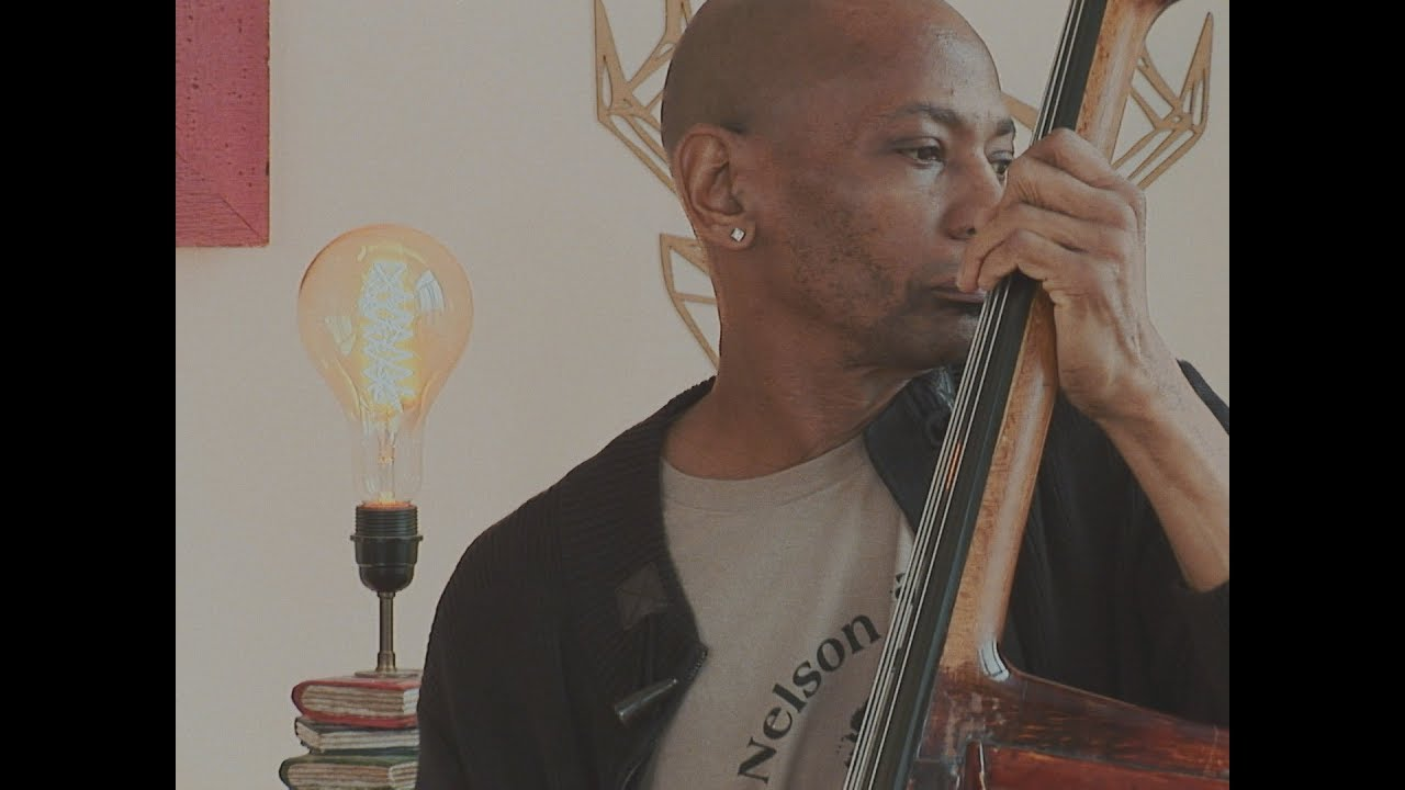 Reggie Washington | bxlive session | VINTAGE NEW ACOUSTIC