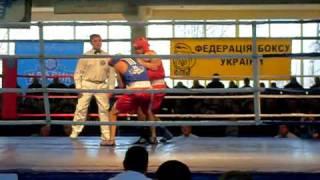 Ломаченко - Буленков финал чемпионата Украины 2011
