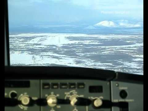 посадка на камчатку аэропорт Елизово