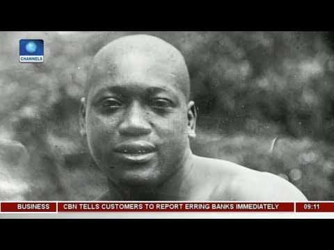Trump Pardons Lat Boxer Jack Johnson | Sports This Morning |