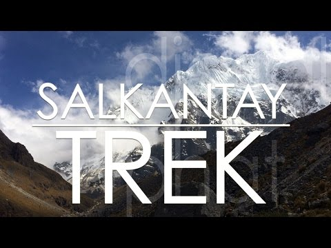 Salkantay Trek to Machu Picchu, Inca Trail Alternative in Peru