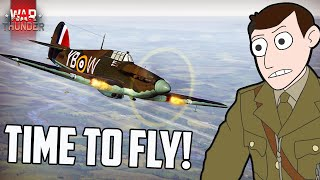 What If I Commanded the RAF?! War Thunder