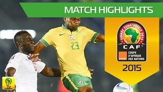 South Africa - Senegal | CAN Orange 2015 | 23.01.2015