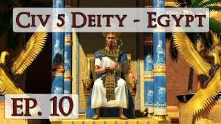 Civ 5 Brave New World Deity - Ep. 10 - Let