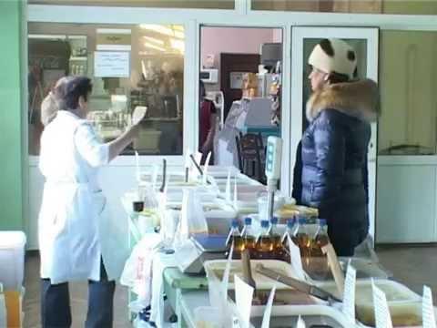 В Шадринске открылась ярмарка меда пасеки семьи Кучаевых