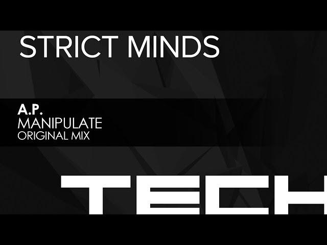 A.P. - Manipulate (Original Mix)