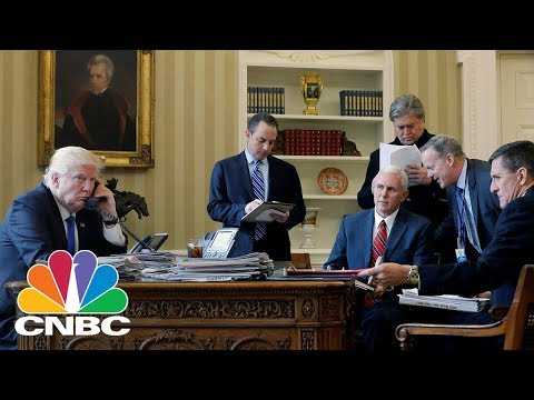Major Turnover At Trump White House   CNBC