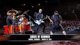 Metallica: Lords of Summer (MetOnTour - Bogotá, Colombia - 2014)
