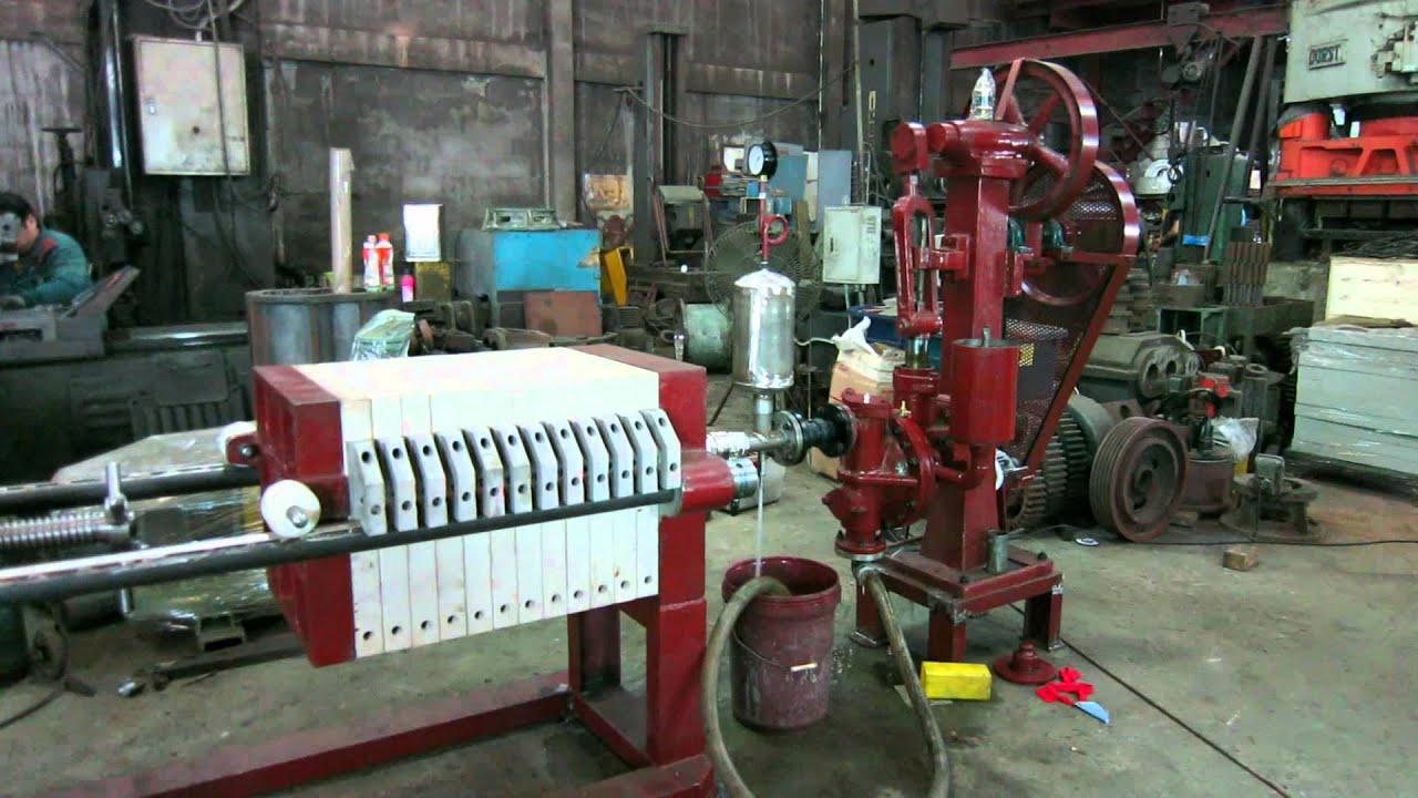 Filter press diaphragm pump youtube filter press diaphragm pump ccuart Gallery