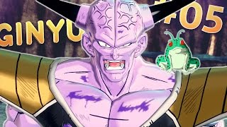 DRAGON BALL XENOVERSE 2 - FR | Episode 5 : Ginyu - Gameplay ( PS4 )