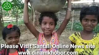 Santali children short drama !! School te challah abon !! ᱤᱥᱠᱩᱞ ᱛᱮ ᱪᱟᱞᱟᱜ ᱟᱵᱚᱱ