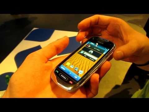 Nokia C7 Hands-on