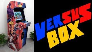 Borne d'arcade VersusBox