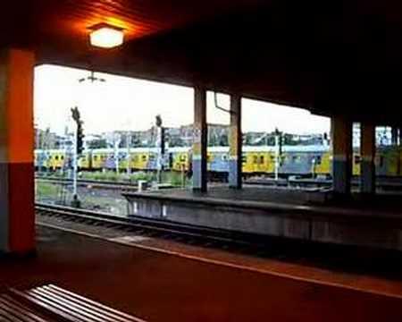 Metrorail Durban 6 Feb. 2007