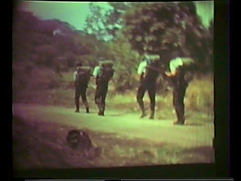RHODESIA.1966.. B.S.A.Police on Border Patrol