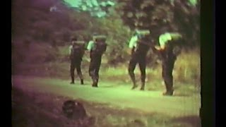 RHODESIA.1966.. B.S.A.Police on Border Patrol