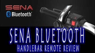Sena Bluetooth Handlebar Remote Review