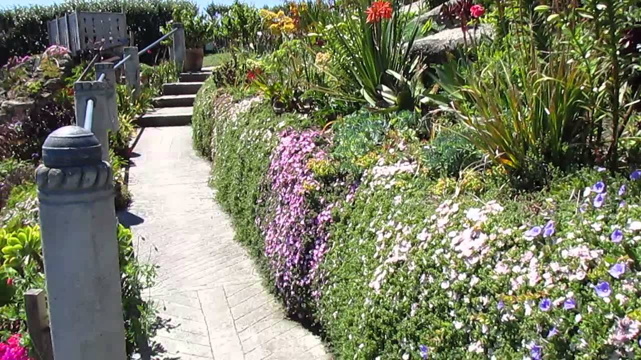 Minack Theatre And Garden Porthcurno Youtube