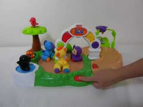 Amazing Animals Musical Zoo Fisher Price