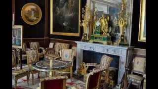 Мальмезонский дворец - дворец Жозефины, первой жены Наполеона.