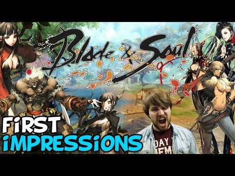 Blade And Soul First Impressions