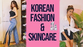 HUGE HAUL from KOREA! very cute clothes and skincare!| Sejal Kumar
