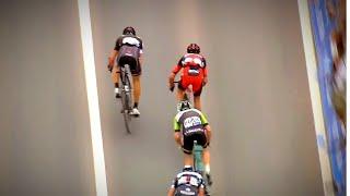 Fabian Cancellara OUTSPRINTING Greg van Avermaet : Ronde van Vlaanderen 2014