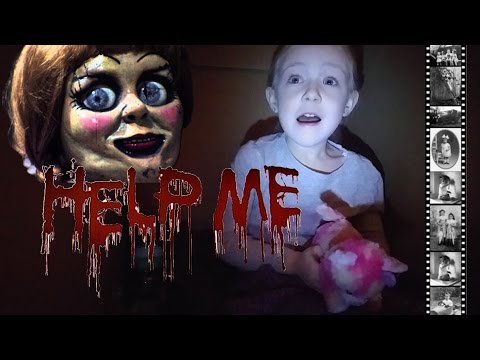 Thumbnail: I Mailed Myself to Annabelle in a Box and IT WORKED! Challenge GONE WRONG!!! Called Her No Answer