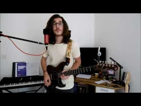 """T-Bone Walker - """"Stormy Monday"""" Cover by Ben Bailey"""