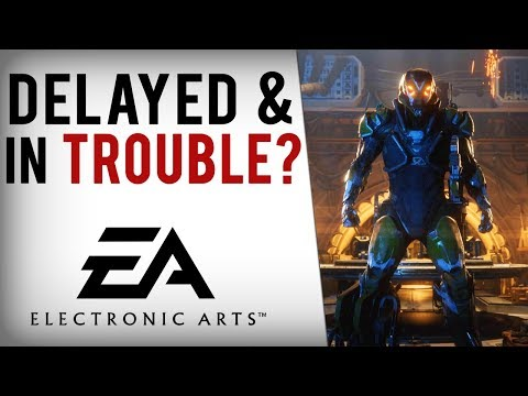 BioWare Defends EA! Delays Anthem & Talks Loot Boxes...