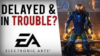 BioWare Defends EA! Delays Anthem & Talks Loot Boxes...