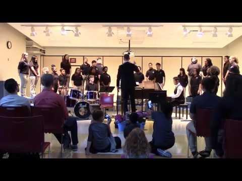 Rosemore Middle School 8th Grade Choir 5-5-16