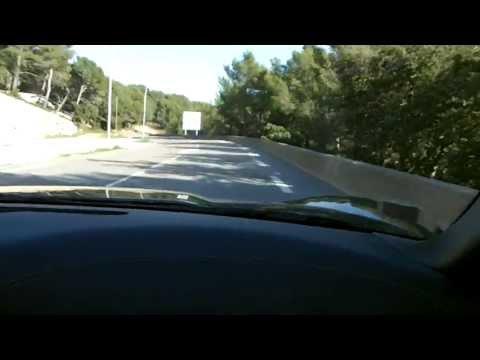 Ride in Corvette C6! (720p HD)