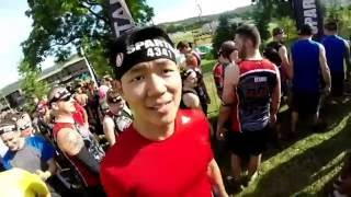 Indiana Spartan Sprint - Perfect North Slope - G.U.T.S (兄弟本色) - FLY OUT
