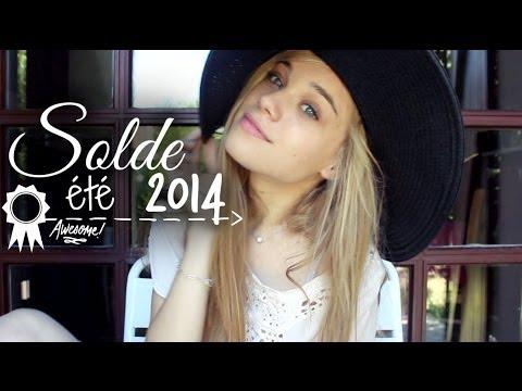 haul solde t 2014 youtube